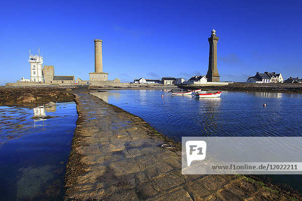 France  Brittany  Finistere.Penmarc'h Lighthouse.