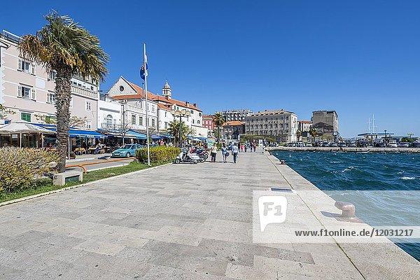 Sibenik  Sibensko-Kninska  Dalmatia  Croatia  Europe.