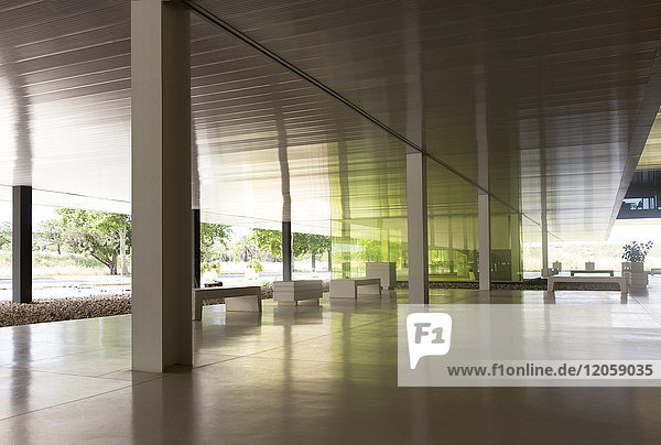 Moderne Büro-Lobby