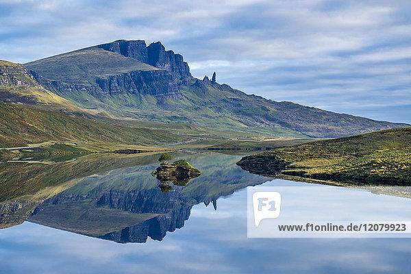 Großbritannien  Schottland  Isle of Skye  Loch Fada
