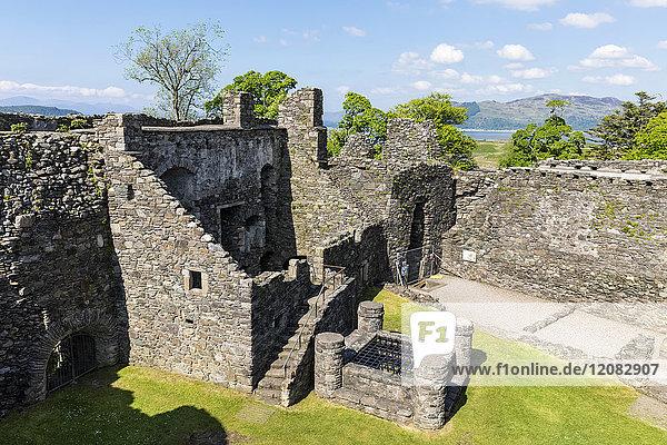 Großbritannien  Schottland  Schottische Highlands  Argyll  Dunstaffnage Castle