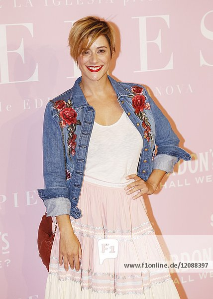 Luz Valdenebro attends the 'Pieles' premiere at Capitol cinema on June 7  2017 in Madrid  Spain (Photo by Angel Manzano).