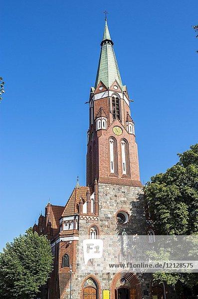 St George's Church  Sopot  Gdansk  Poland.