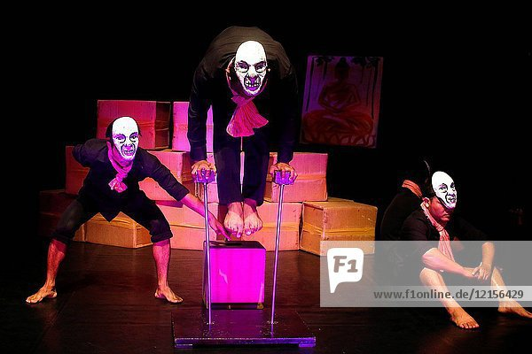 Phare Ponleu Selpak Sokha show in Siem Reap.