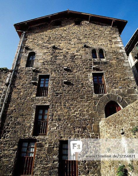 Ondarroa  province of Vizcaya (Bizkaia)  Basque Country  Spain