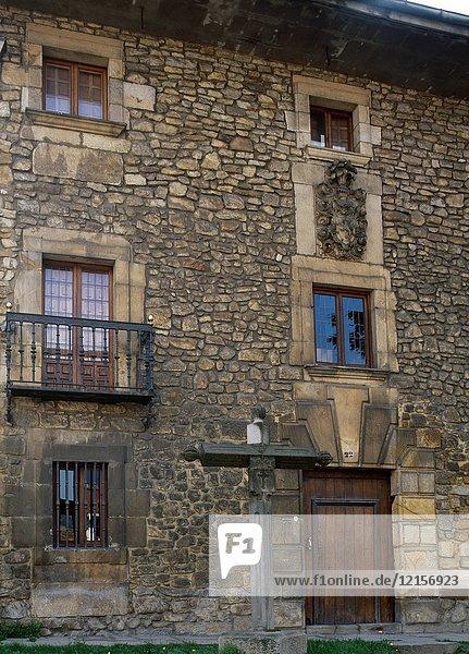 Elorrio  province of Vizcaya (Bizkaia)  Basque Country  Spain