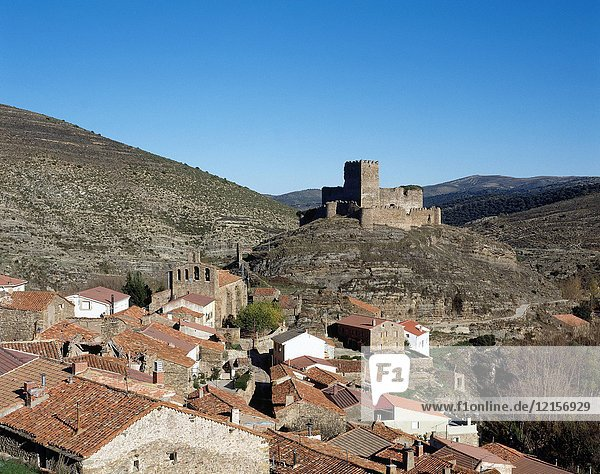 Magaña  province of Soria  Castile and Leon  Spain
