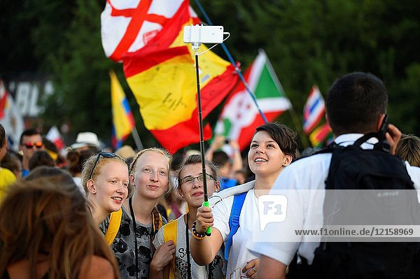 World Youth Day  Pilgrims.