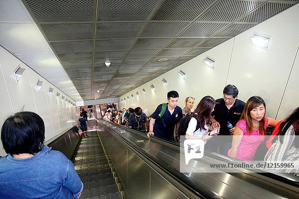 Chinatown MRT station.