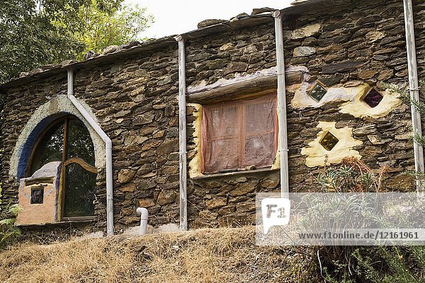 House in the Alpujarras  Andalusia  Spain.