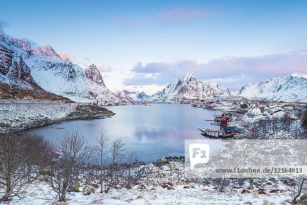 Reine Lofoten Islands Norway.