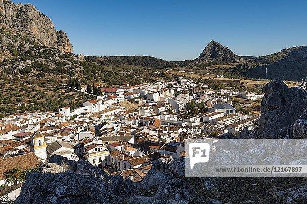 Montejaque  Malaga  Spain.