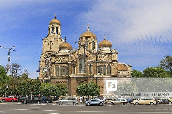 Varna Cathedral  Bulgaria.