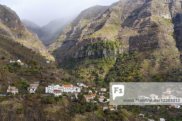 Spanien  Kanarische Inseln  La Gomera  Valle Gran Rey  Lomo del Balo