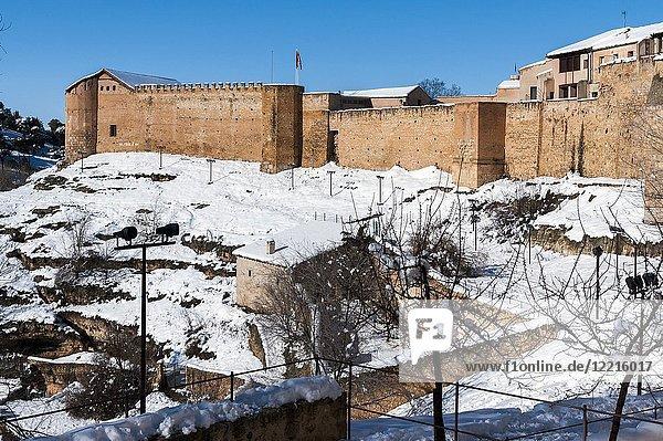 Muralla. Segovia. Castile-Leon  Spain.