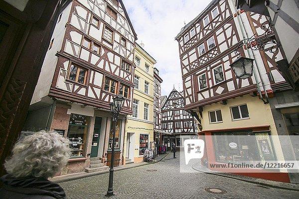 Bernkastel-Kues - town in Rhineland-Palatinate region of Germany.