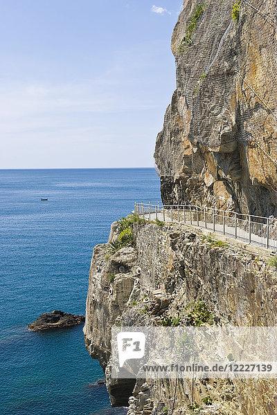 Love path  Cinque Terre  Liguria
