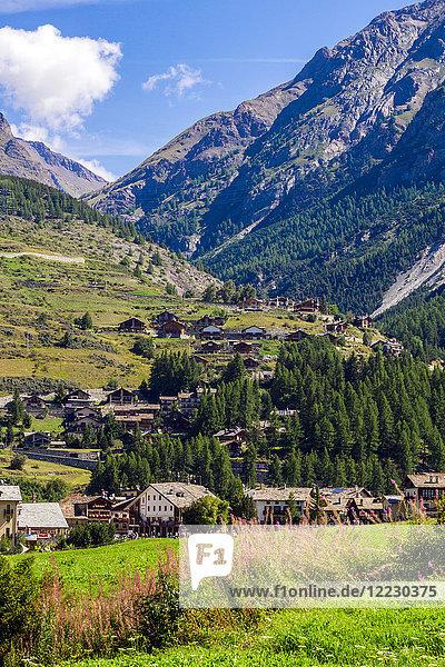 Italy  Aosta Valley  Cogne