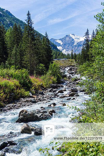 Italy  Aosta Valley  Valnontey