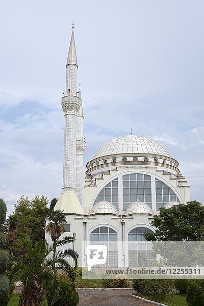 Moschee Ebu Bekr  Shkoder  Albanien  Europa