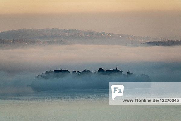 Isola Madre  Borromäische Inseln  Lago Maggiore  Lombardei  Italien