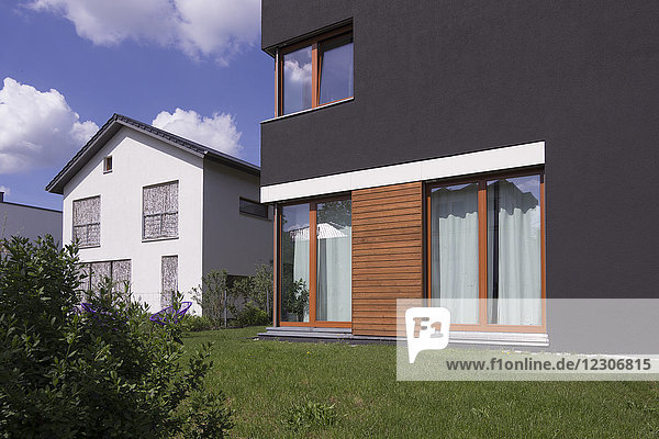 Germany  Berlin  modern villa