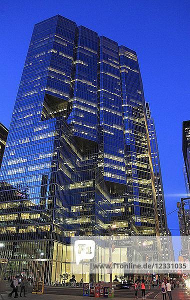 Canada  Ontario  Toronto  Financial District  Sun Life Building