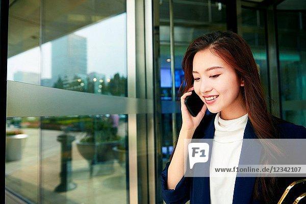 Call business women
