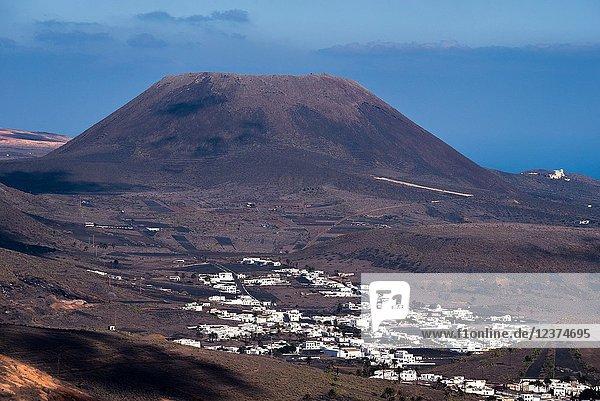 Haria  Lanzarote  Canary island  Spain  Europe.