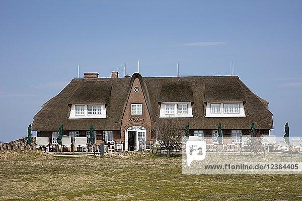 Gaststätte Landhaus Severin  Morsum  Sylt  Nordfriesische Insel  Nordfriesland  Schleswig-Holstein  Deutschland  Europa