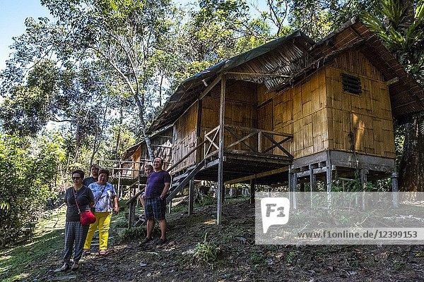 Rapak Dahlia homestay in Kampung Seropak  Jambusan (Bau)  Sarawak  Malaysia