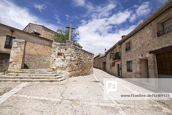 Maderuelo is an ancient village in Segovia province Castile Leon Spain.