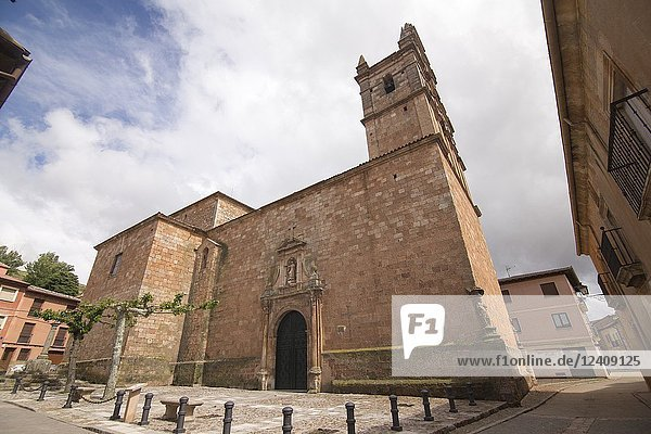 Ayllon is one of the most beautiful villages in Spain Segovia province.