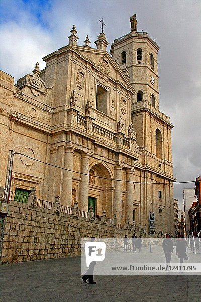 Cathedral of Our Lady of the Assumption  Valladolid  Spain