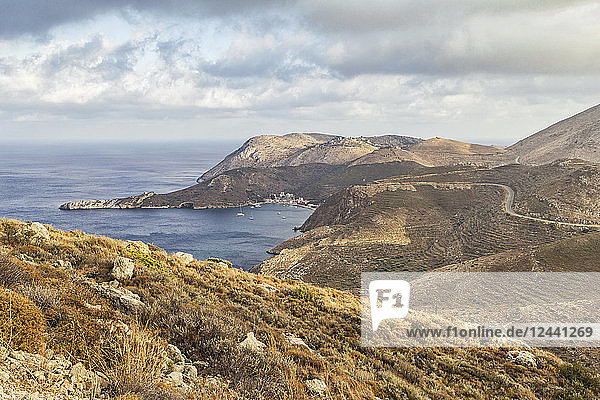 Greece  Peloponnese  Laconia  Mani peninsula  Cape Tenaro