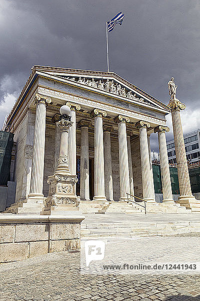 Greece  Attica  Athens  Academy