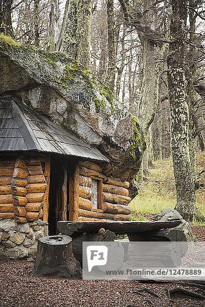 Refugio Petricek in Bariloche  Argentinien