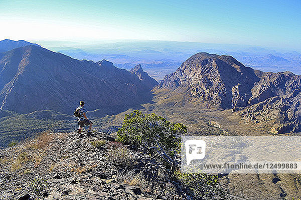 Exploring the Chisos Mountains in Big Bend National Park