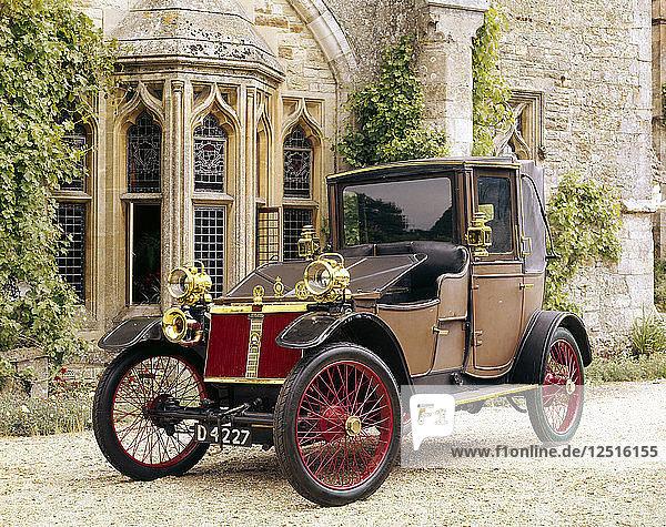 1908 Lanchester. Artist: Unknown