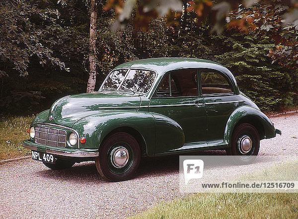 1949 Morris Minor. Artist: Unknown
