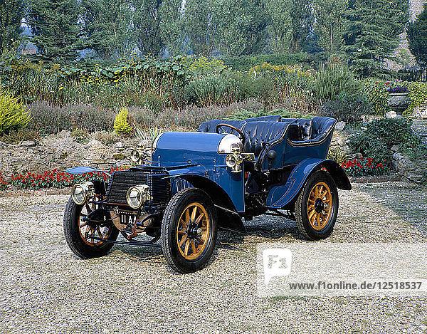 1903 Daimler. Artist: Unknown