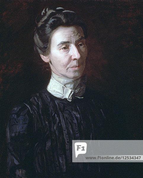 Mary Adeline Williams  1899. Artist: Thomas Eakins