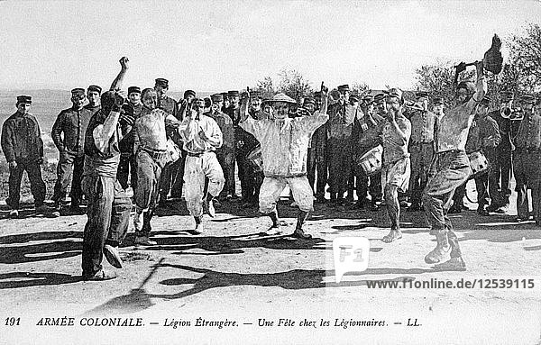 French Foreign Legion  c1910. Artist: Unknown
