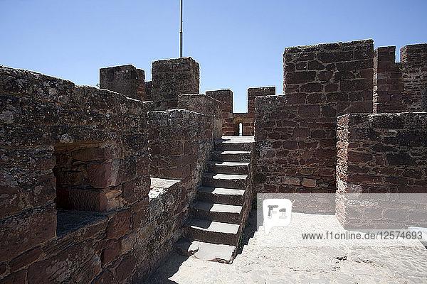 Silves Castle  Silves  Portugal  2009. Artist: Samuel Magal