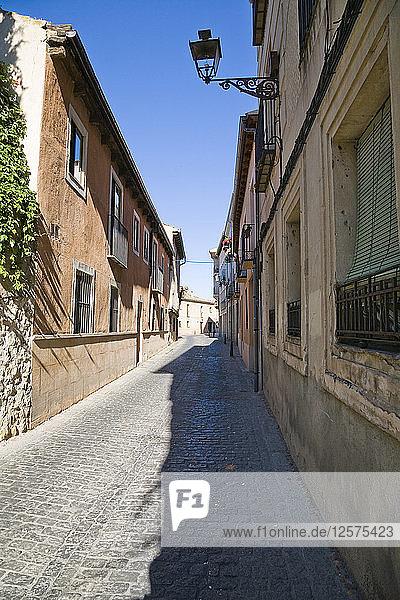 The Jewish quarter of Segovia  Spain  2007. Artist: Samuel Magal