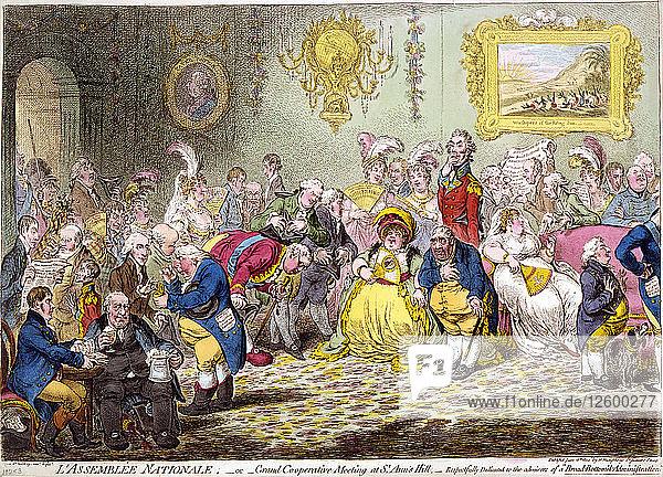 LAssemblée Nationale  1804.