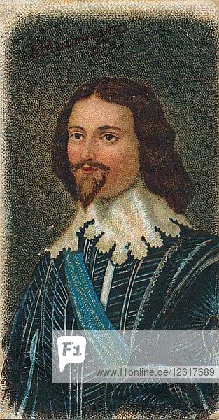 George Villiers  1st Duke of Buckingham (1592-1628)  1912. Artist: Unknown