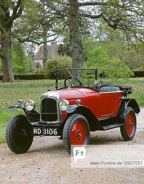 1923 Citroen Cloverleaf 5hp. Artist: Unknown.
