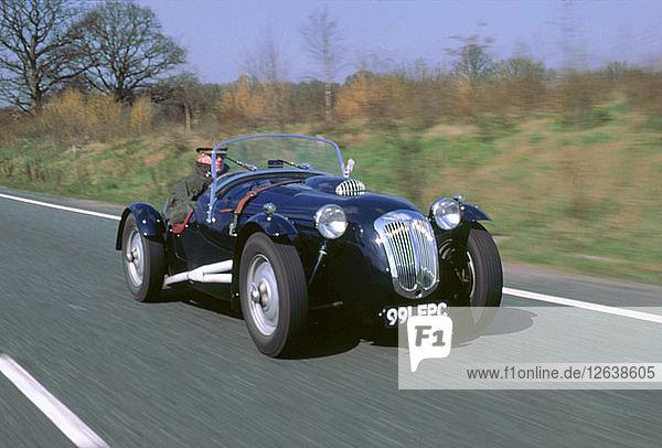 1952 Frazer Nash Le Mans Replica. Artist: Unknown.