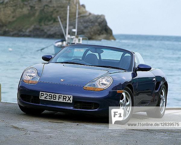 1997 Porsche Boxter. Artist: Unknown.